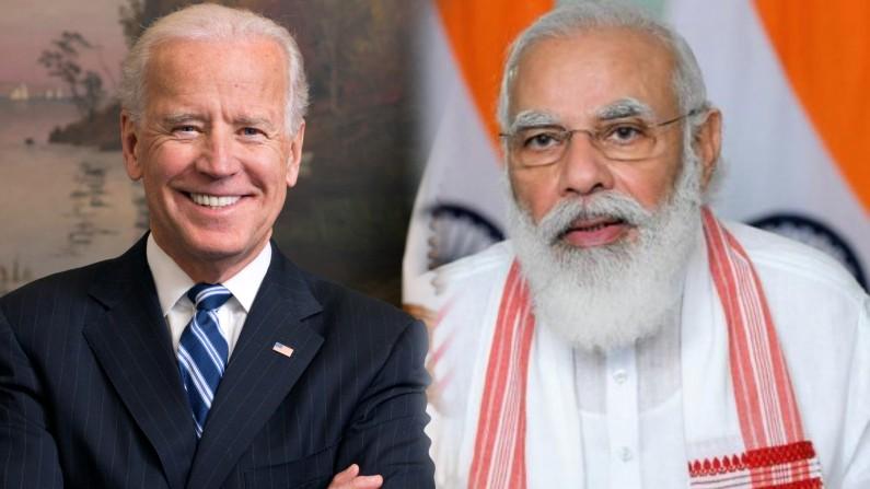 Joe Biden PM Modi